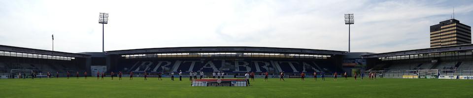 Stehblog - SV Wehen Wiesbaden, FC Bayern München und manchmal Fußball